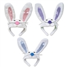 Plush Bunny Headband (Assorted Designs) (Sold Individually)
