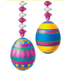 Easter Egg Danglers (2/pkg)