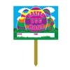 Easter Egg Hunt Yard Sign