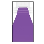 Purple Carpet Runner