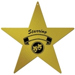Gold Foil Awards Night Star