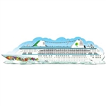 Jointed Cruise Ship