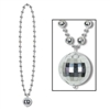 Disco Ball Necklace with Disco Ball
