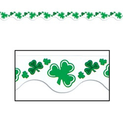 St Patrick Border Trim (12 pcs/pkg)