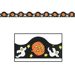 Halloween Bulletin Board Trim