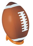 Inflatable Football and Tee Set