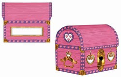 Princess Treasure Chests