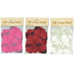 Silk N Rose Petals - Select Color (60/pkg)