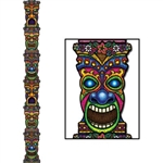 Jointed Tiki Totem Pole