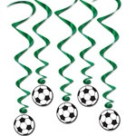 Soccer Ball Whirls