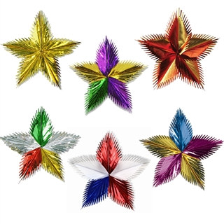 Metallic Leaf Starburst - 24in. (Select Color)