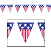 Spirit of America Pennant Banner, 12 ft