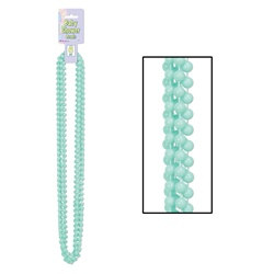 Mint Green Baby Shower Beads (6/pkg)
