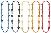 Basketball Beads (Select Color)