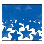 Blue Fanci-Fetti Stars (1 ounce/pkg)