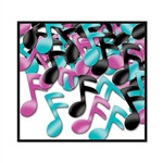 Fanci-Fetti Musical Notes
