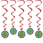 Retirement Whirls (5/pkg)