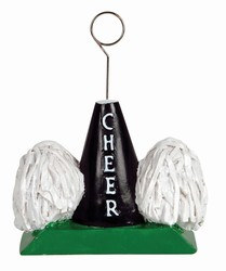 Cheerleading Photo/Balloon Holder