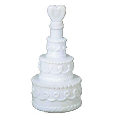 Wedding Cake Bubbles (1 Box w/ 24 Bottles)