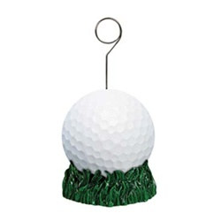 Golf Ball Photo/Balloon Holder