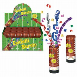 Football Confetti Bursts (1/pkg)