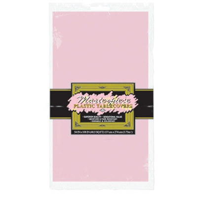 Rectangular Tablecover - Pink