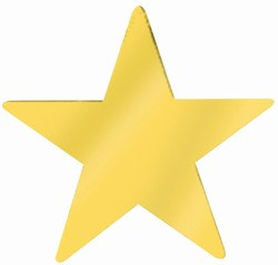 Gold Foil Star (20 inch)