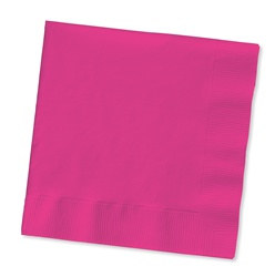 Magenta Lunch Napkins (50/pkg)