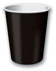 Black Hot/Cold Cups (24/pkg)