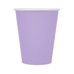 Lavender Hot/Cold Cups (24/pkg)