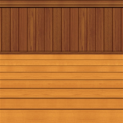 Floor/Wainscoting Backdrop
