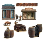 Wild West Shootout Props