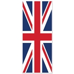 Having an English-themed party?  Your guests will know where to park the Mini Coopers, Bently's, Jaguars, and Rolls Royces with this Union Jack Door Cover.  Weather proof - comes one per package.