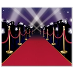 Red Carpet Insta-Mural