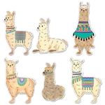 What could possibly make a llama themed party even more fun?  Our Llama Cutouts of course!