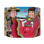 Mexican Folk Dancing Photo Prop