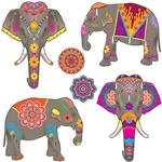 Elephant Cutouts