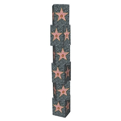 "5' 6"" Tall Awards Night Star Column"