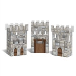 Castle Favor Boxes (3/Pkg)