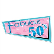 Fabulous 50'S Cutout