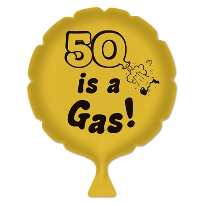 50 Is A Gas! Whoopee Cushion