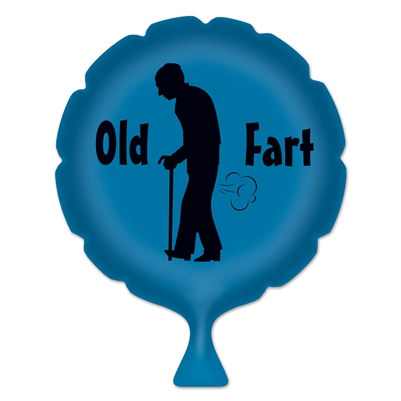 Old Fart Whoopee Cushion