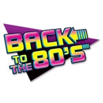 Back To The 80's Sign
