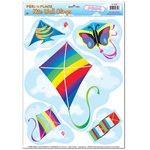 Spring Kite Peel N Place (5/sheet)