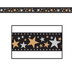 Star Filmstrip Poly Decorating Material