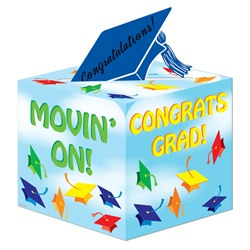 Graduation Card Box