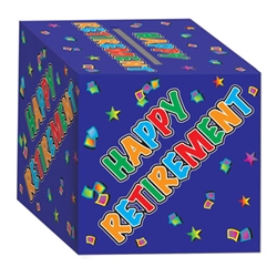 Retirement Card Box
