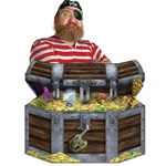 Treasure Chest Stand-Up