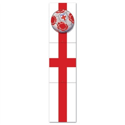 England Soccer Jointed Pull-Down Cutout
