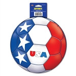 United States Soccer Cutout